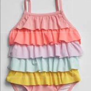 Other - Gap baby girl swimsuit | Size 0-6MO | NWOT